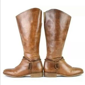 Matisse tall riding boots lariat